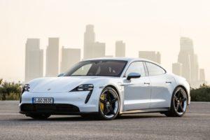 Premio AutomotiveINNOVATIONS Award a Porsche Taycan