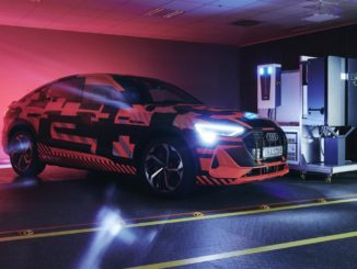 Ricarica bidirezionale by Audi