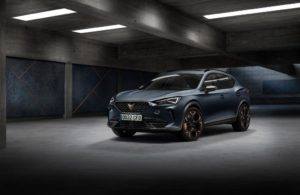 Il nuovo SUV coupé Cupra Formentor ibrido plug-in