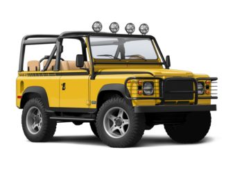 Land Rover Defender Twisted NAS-E