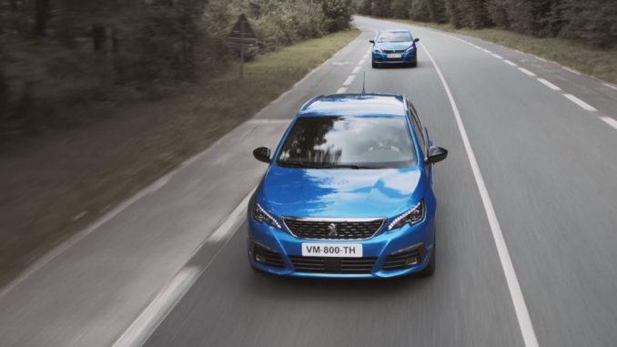 Nuova gamma Peugeot 308