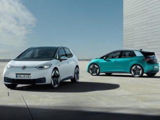 Aperti gli ordini della gamma Volkswagen ID.3