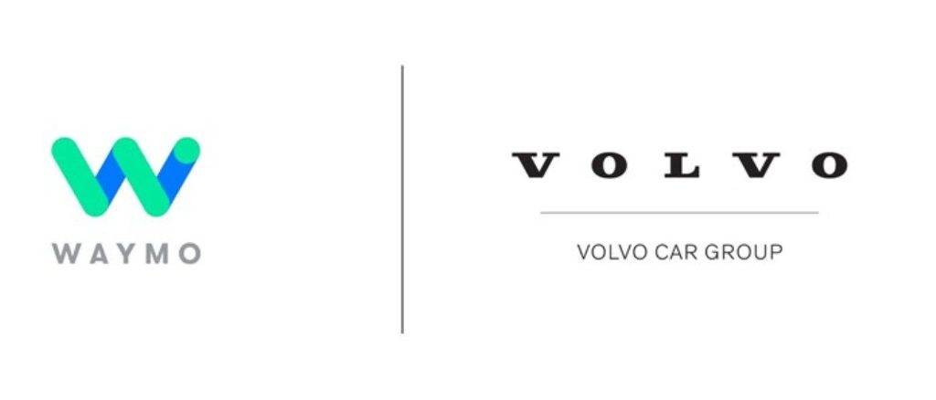 Partnership tra Volvo Car Group e Waymo