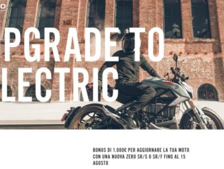 "Il programma ""Cash for Carbon"" di Zero Motorcycles"