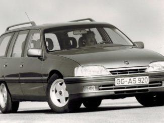 Opel Omega Station Wagon