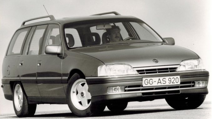 Opel Omega Station Wagon