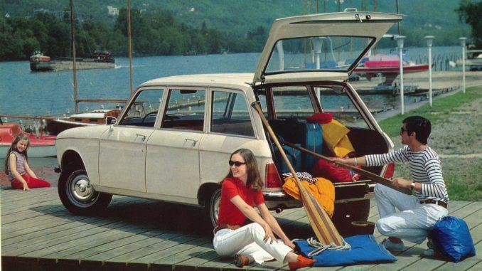 Cartoline vacanze Peugeot