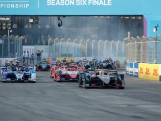 Formula E Berlino gara 3