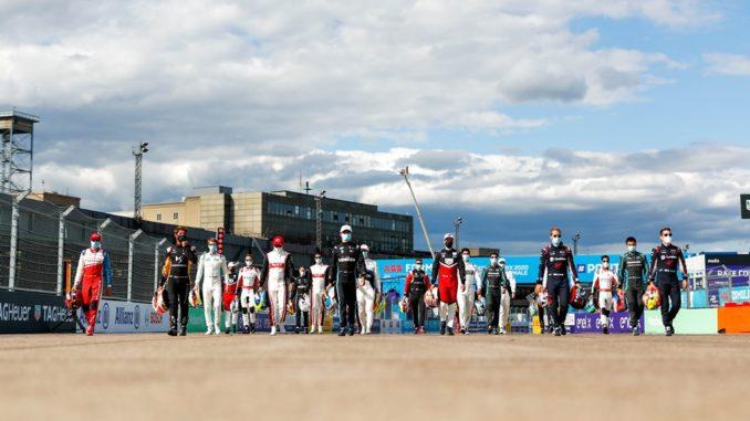Formula E Berlin E-Prix