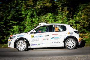 Ucci-Ussi con la Nuova Peugeot 208 Rally 4