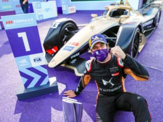 DS Techetah Berlino Formula E