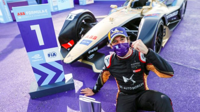 DS Techetah Berlino Formula E
