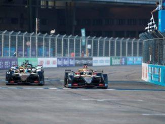 Il team DS Techeetah conquista punti pesanti nella terza gara di Formula E a Berlino