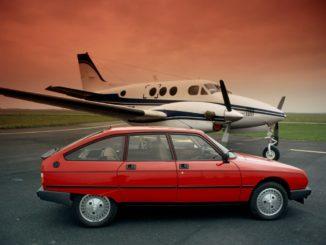 Storia. Citroën, GS a GSA