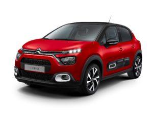 Luci a LED di Citroën