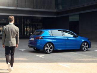 ordinabile in Italia la nuova gamma Peugeot 308