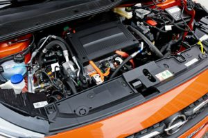 Opel Kadett Corsa-e