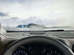 Color head-up display presenti da Citroën C3 Aircross a SpaceTourer