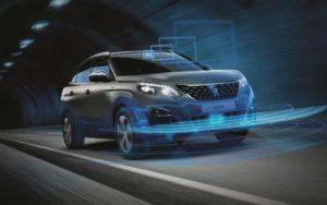tecnologie del futuro di Peugeot