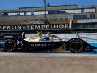 Da Costa Berlino Gara 2 Formula E
