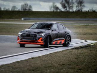 nuova generazione di Audi quattro