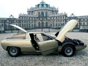 Storia. Citroën Camargue