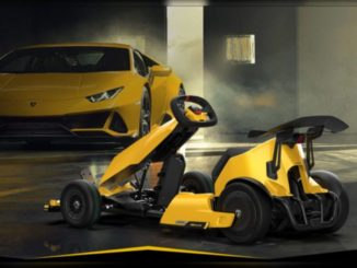 Lamborghini Xiaomi e-kart