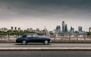 Lunaz Rolls Royce