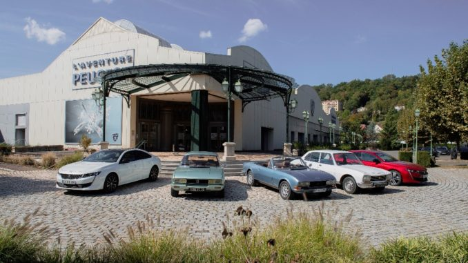 Museo Peugeot di Sochaux