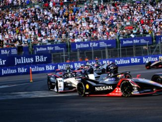 Nissan e.dams torna in pista a Berlino