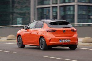 tecnologia Opel Corsa-e