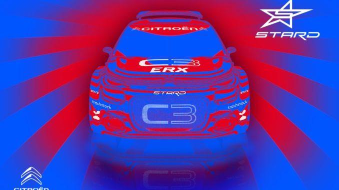 Citroën Racing supporta STARD nella costruzione della Citroën C3 ERX