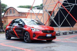 Partnership Opel e X Factor