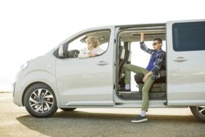 Hand's Free Tailgate sui SUV e monovolume Citroën