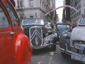"""Premiata la saga """"Citroën Generations"""" al Grand Prix du Brand"""