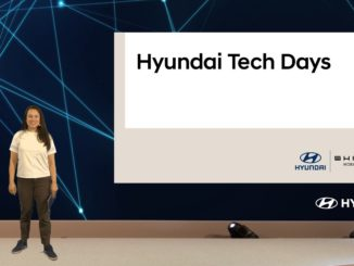Hyundai punta sull'idrogeno alla SHIFT Mobility Convention