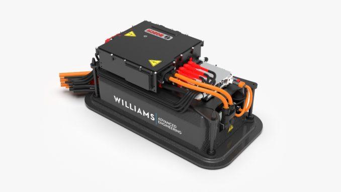 Williams Advanced Engineering endurance