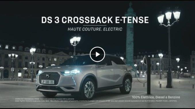 l'eccellenza francese della DS 3 Crossback