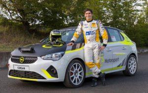 Il ritorno di Marijan Griebel in Opel Motorsport