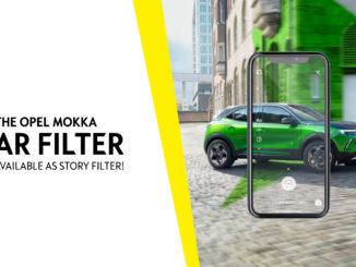 Opel Mokka realtà aumentata