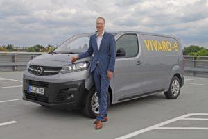 Nel 2021, Opel farà debuttare il Movano a trazione elettrica