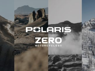 Partnership Polaris e Zero Motorcycles