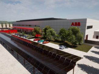 ABB costruisce una nuova fabbrica per caricabatterie