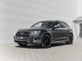 Audi Q5 TFSI ibrida da ABT Sportsline