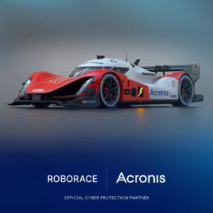 Team Acronis SIT Autonomous al mondiale Roborace