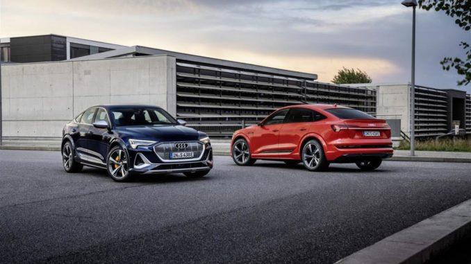 Ordini aperti per Audi e-tron S e Audi e-tron S Sportback