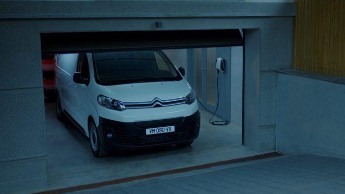 Film Citroën ë-Jumpy