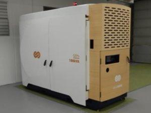 tecnologia fuel cell di Toyota Motor Europe