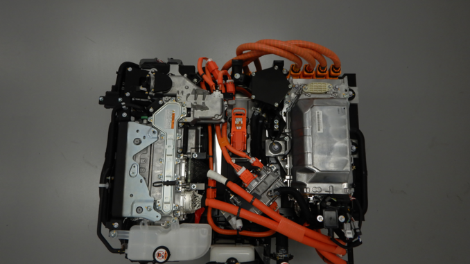 tecnologia fuel cell di Toyota Motor Europe