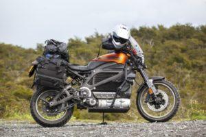 Harley-Davidson LiveWire ai confini della terra